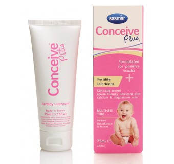 Lubrikantas Conceive Plus 75ml (Sasmar)